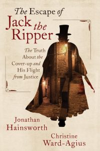 The Escape Jack the Ripper: The Truth About the Cover-Up and His Flight From Justice Regnery cover